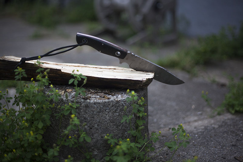 Boker Plus Voxknives Rold Camp Knife Review