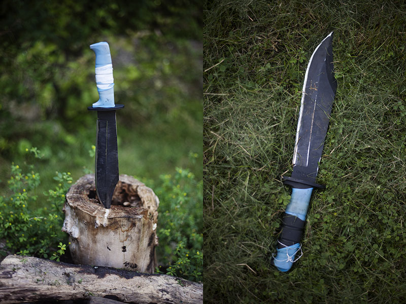 badass suvival knife review