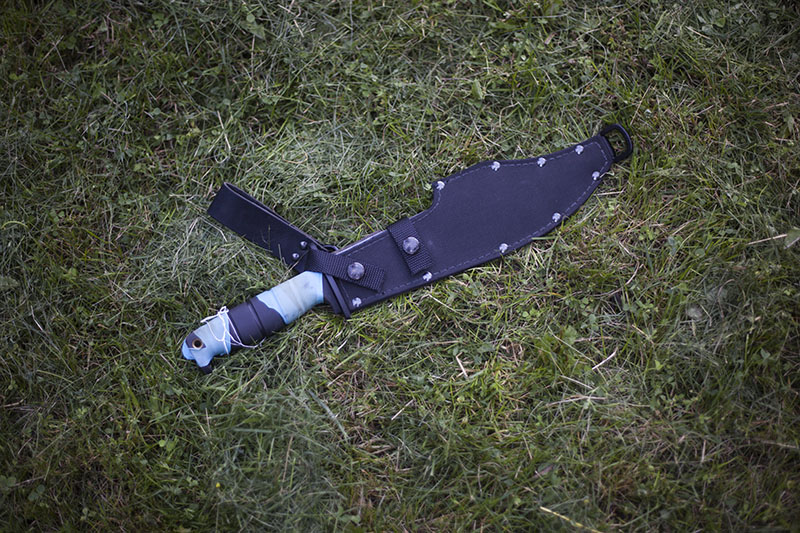 photograph sp10 marine raider bowie knife