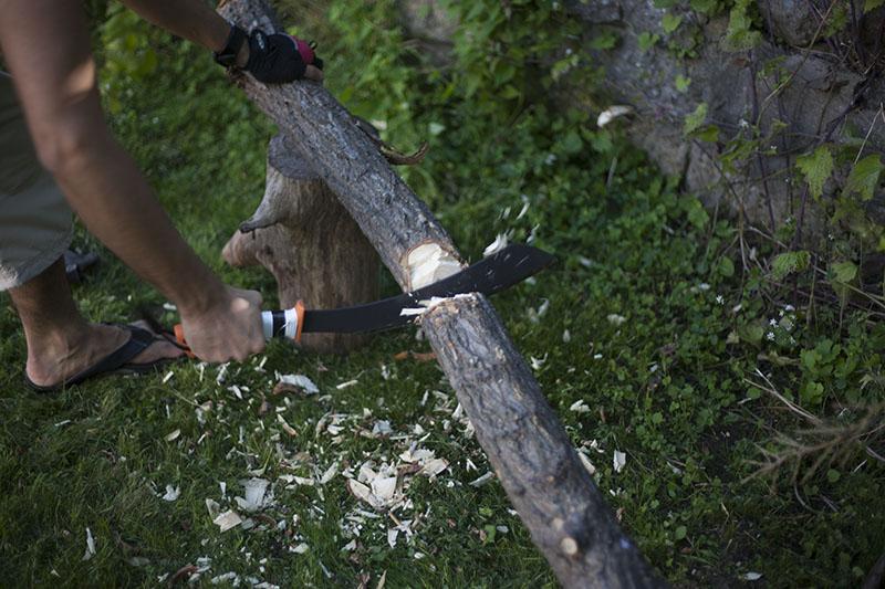 gerber parang machete knife review