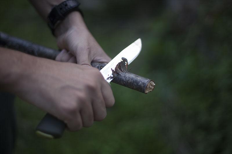 Mora 2010 Bushcraft Forest Knife Review