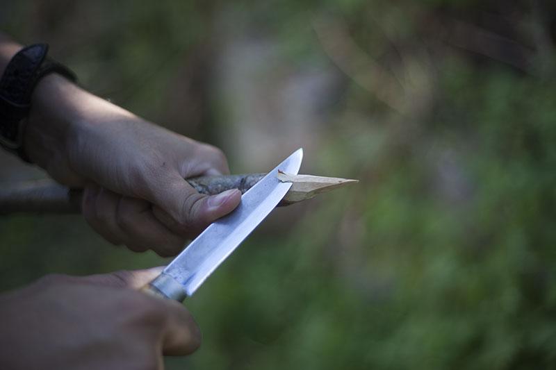 mora classic bushcrat knife no. 1 not no. 2