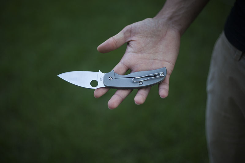 best bang for buck titanium knife