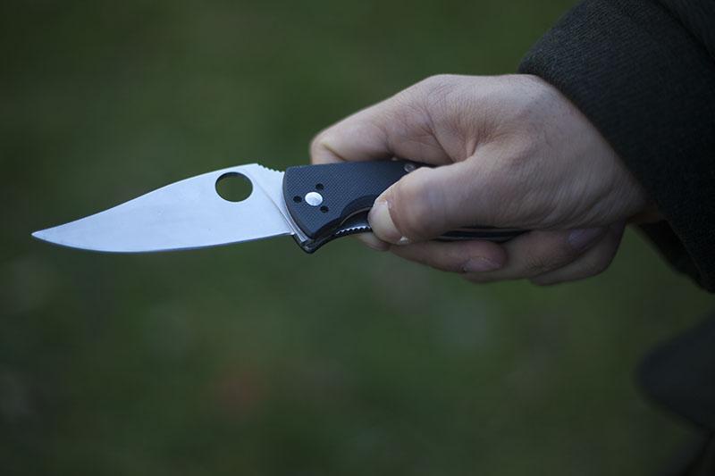 spyderco knife review tenacious g-10