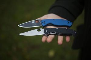Spyderco Tenacious G-10 Plain Edge Knife Review