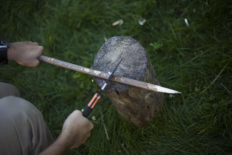 gerber knifes survival knife review
