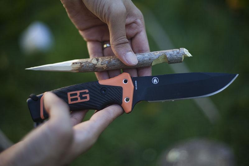 gerber multitool bear grylls survival knife