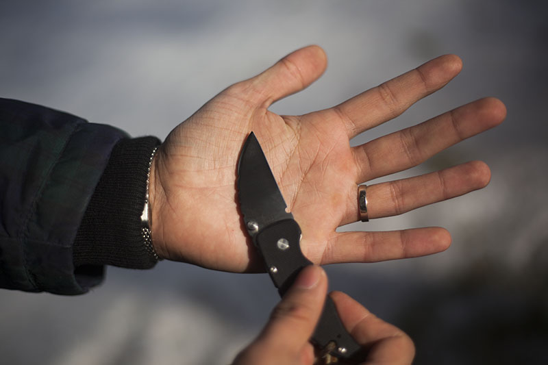 boker folding knife review nopal