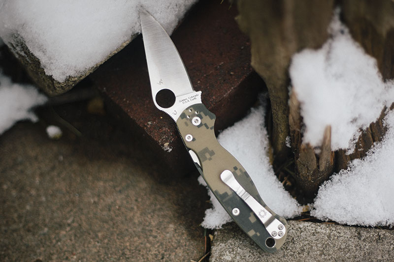 paramilitary 2 survival blog knife review