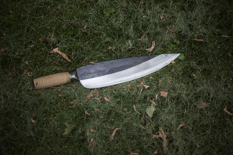 forged knives myth strength survival blog cck pigsticker