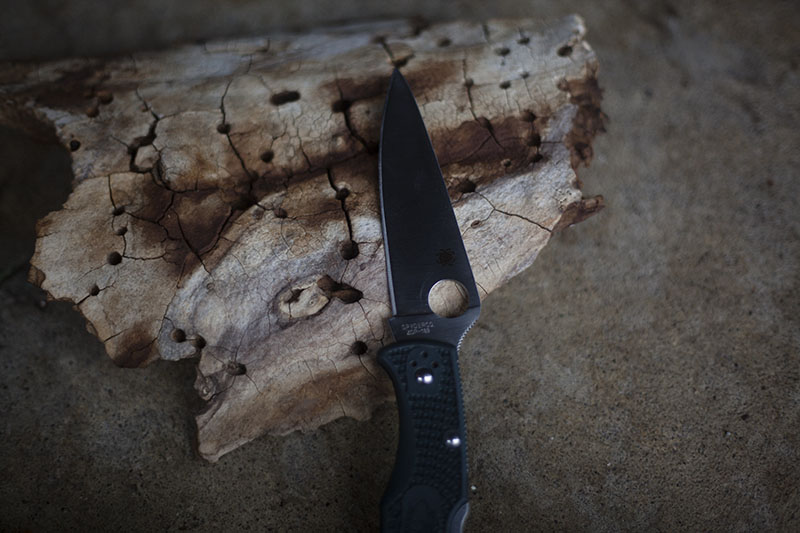 survival blog article knife sharpening stainless steel 440 blade