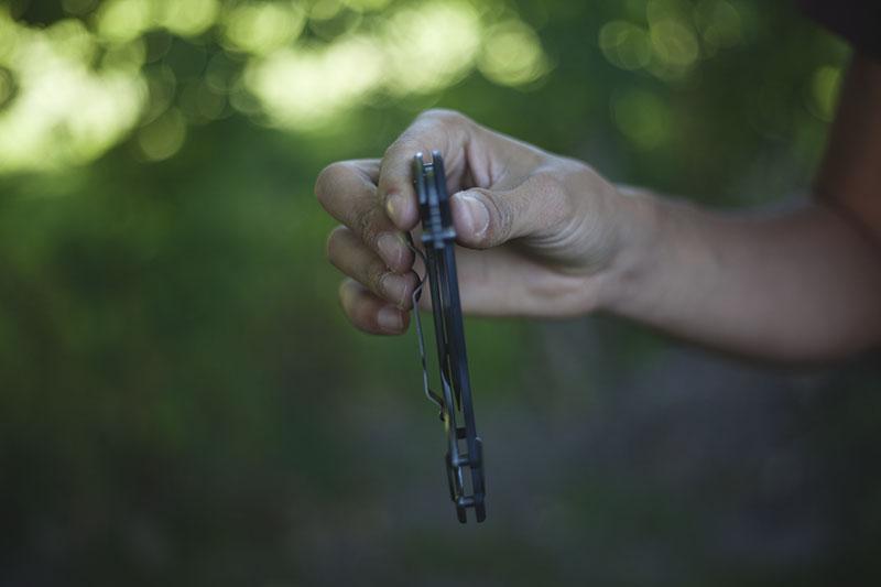 self defence knife boker plus karambit clb review