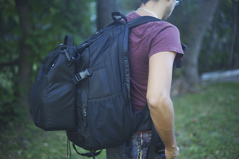 Granite Rocx Tahoe Backpack and Cooler Review