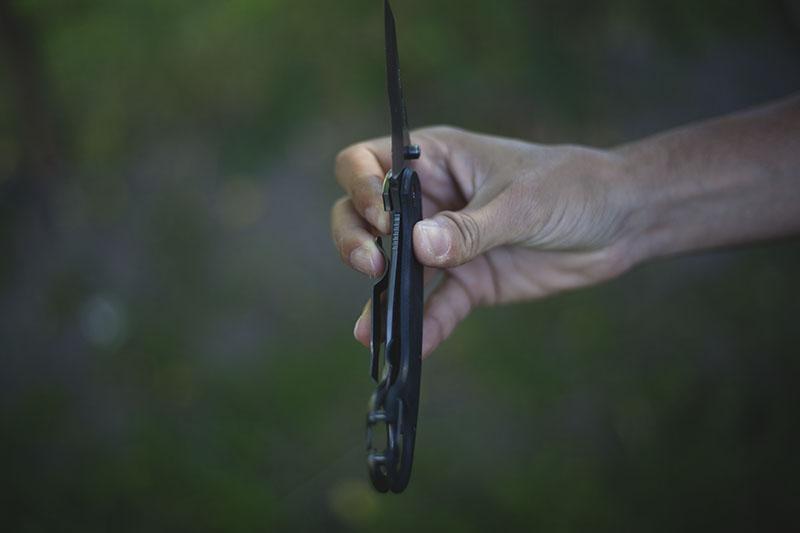 böker karambit review tactical folding knife test