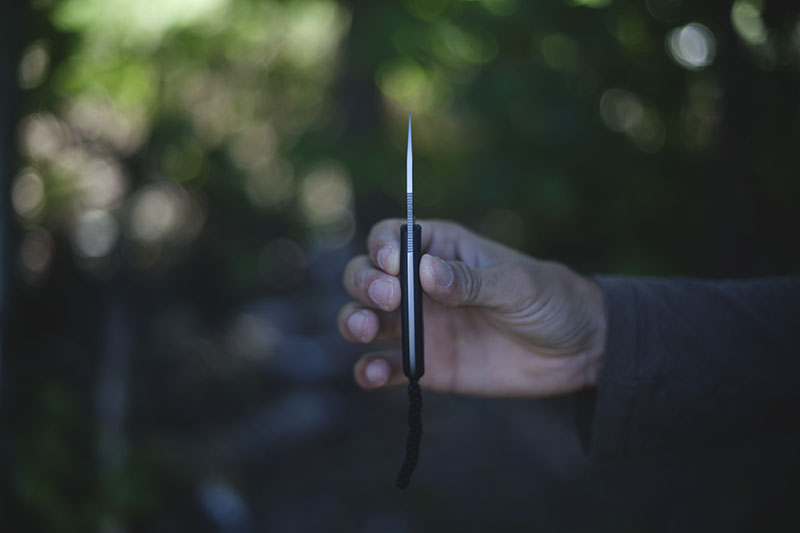 survival blog review crkt minimalist neck knife review