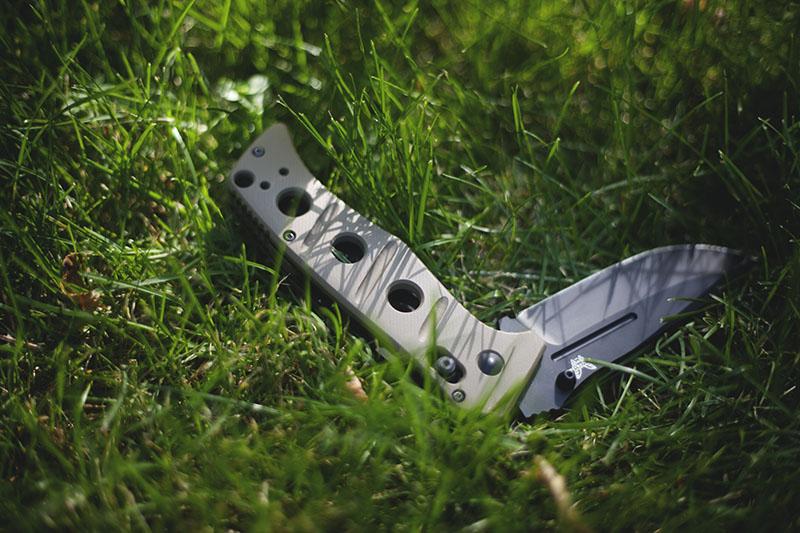 survival blog toughest edc knife benchmade adamas review