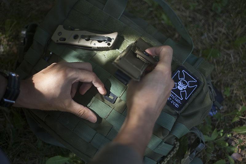 olive drab benchmade adamas folder review tactical folding knife