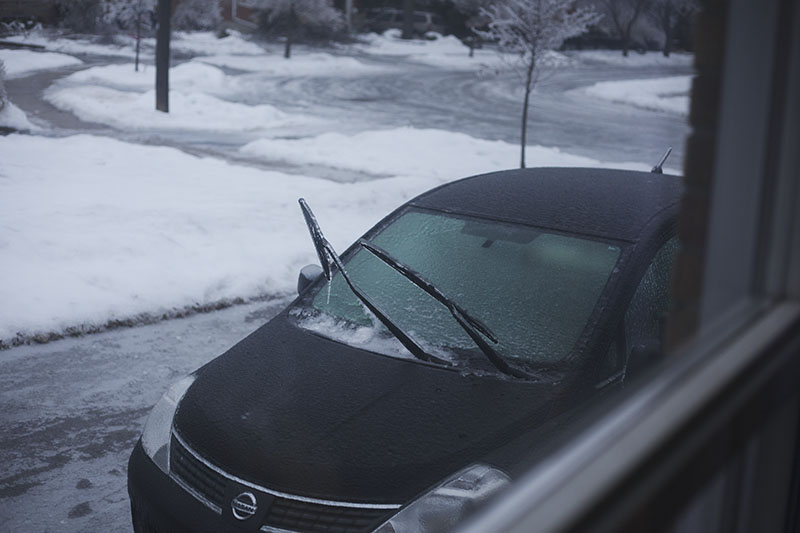 cold weather winter emergency supplies checklist