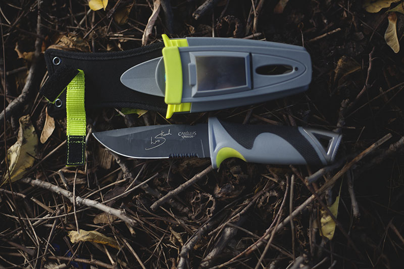 more than just surviving review camillus sk mountain ultimate survival knife