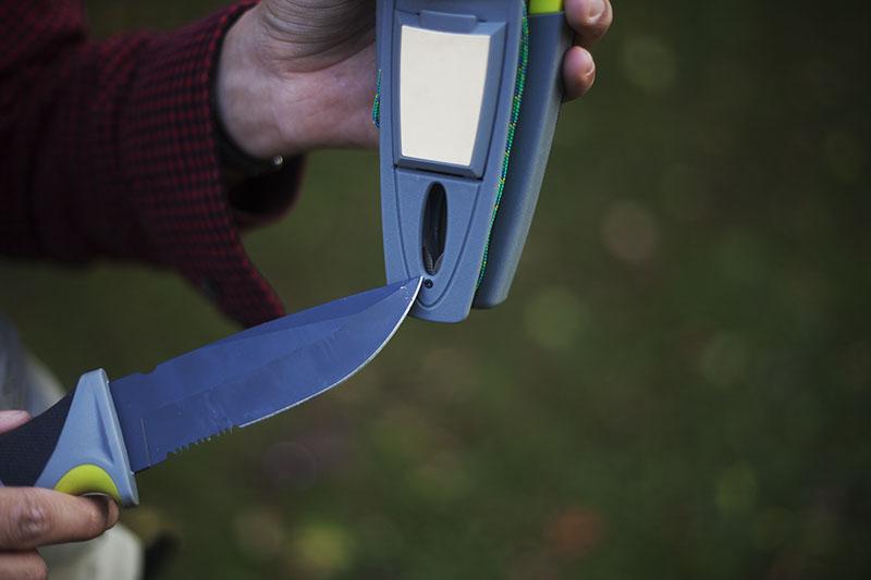 sharpener feature camillus les stroud sk mountain ultimate survival knife
