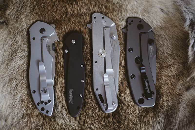 kershaw top knives best folding flippers edcs kershawknives