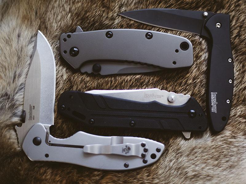 Knife Drop: Current Favourite Kershaws