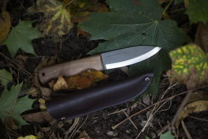 Condor Bushlore Fixed Blade Bushcraft Knife Review
