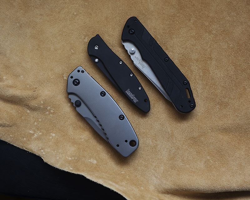 knife news kershaw discontinuing flippers