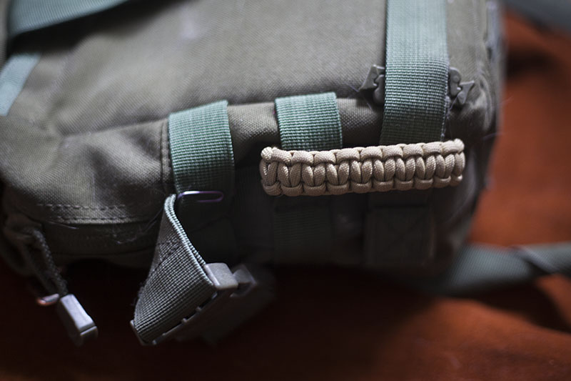 tutorial on best paracod 550 parachute cord type iii