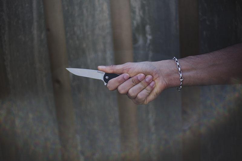 edc knife review kershaw chill folding flipper bang for buck