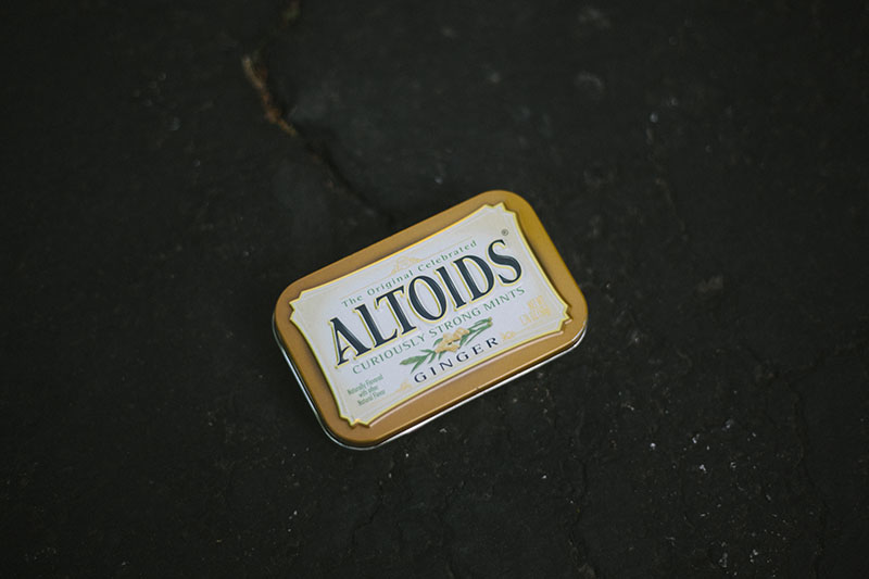 small survival kit altoids emergency tin medical diy build yourself
