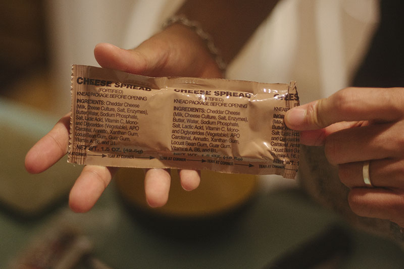 sopakco mre review survivalist food taste test prepper blog