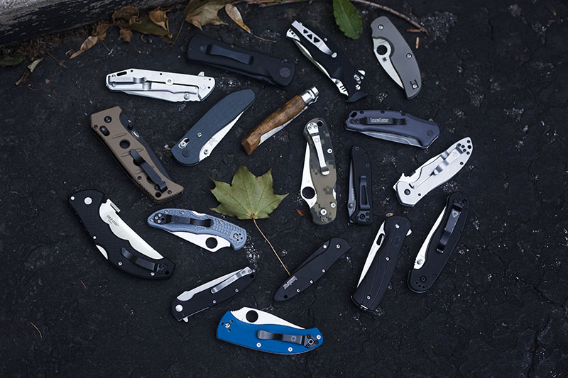 best folding knife everyday carry pocket knife list