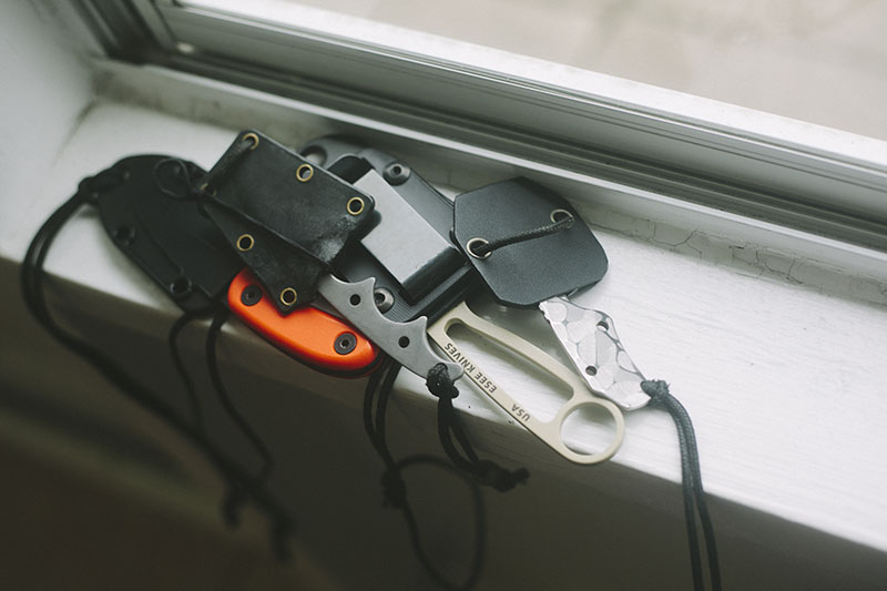 Affordable, Accessible, & Discreet: Best Neck Knives You Can EDC
