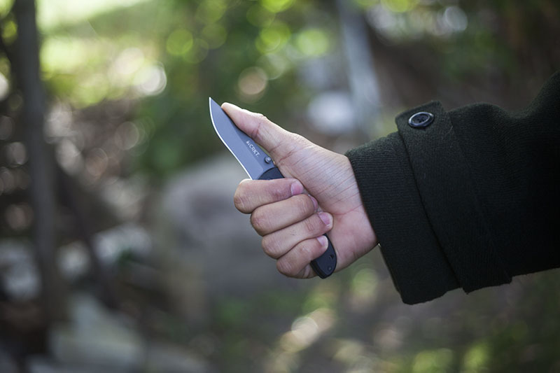 excellent folding knife for price crkt drifter review