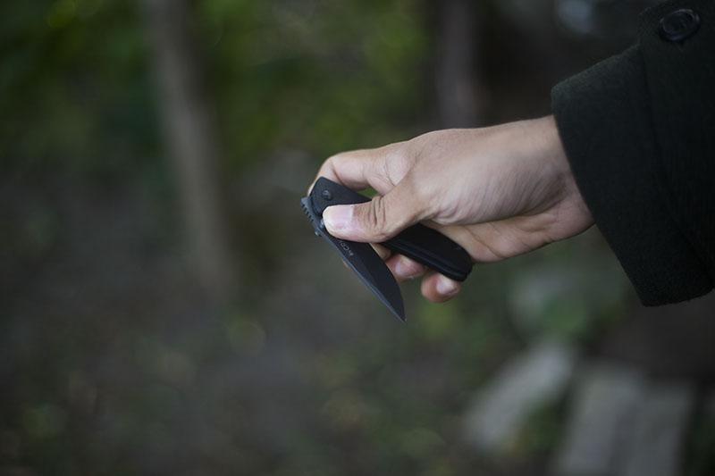 ckrt knife review folding pocket edc drifter