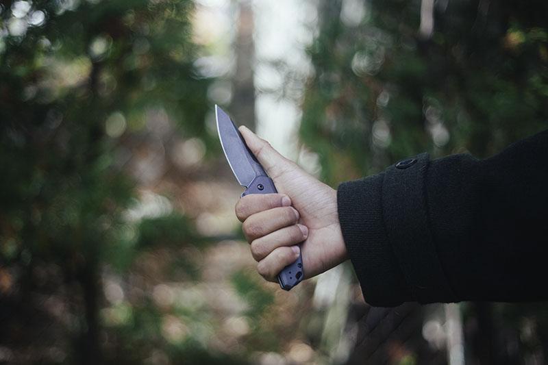 kershaw knife review link flipper everyday carry pocket edc folder