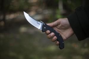 Cold Steel Talwar 21TTL Tactical Folding Knife Review