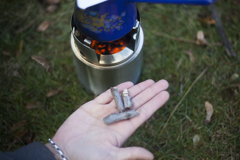 camping adding wood burner solo stove review gear outdoors