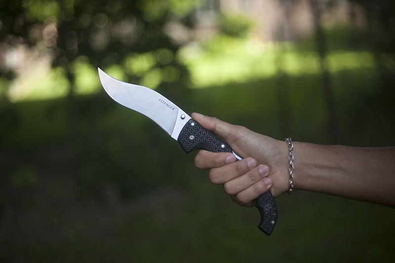 cold steel voyager xl review vaquero survival blog knife gear