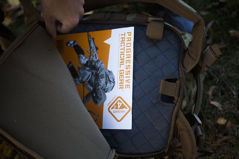 laptop pocket tactical backpack molle straps hazard 4 officer