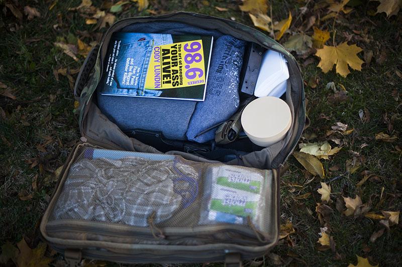 survivalist blog prepper pack review tactical bag hazard 4 officer multicam