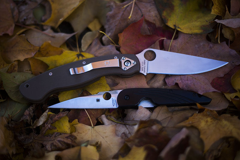 best spyderco folder lightweight everyday carry list edc