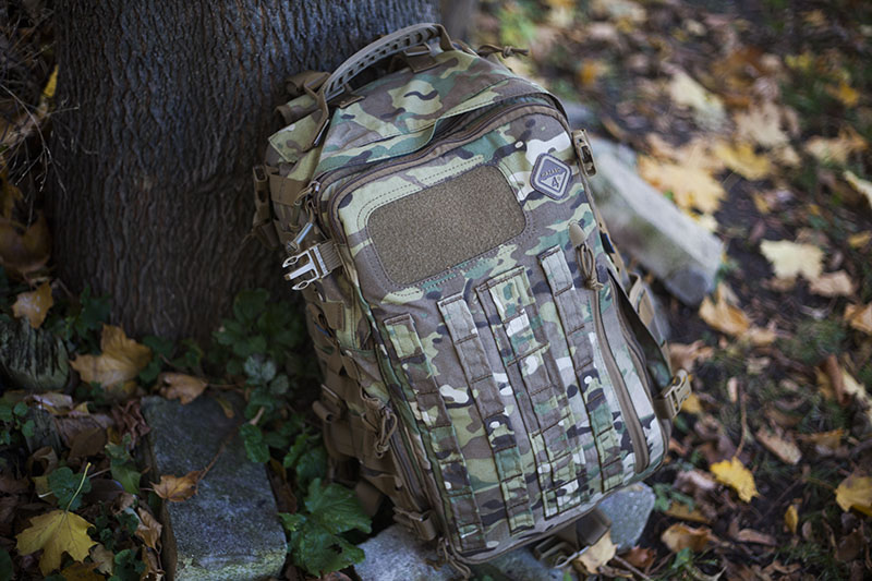 best tactical molle backpack hazard 4 officer review survival gear blog