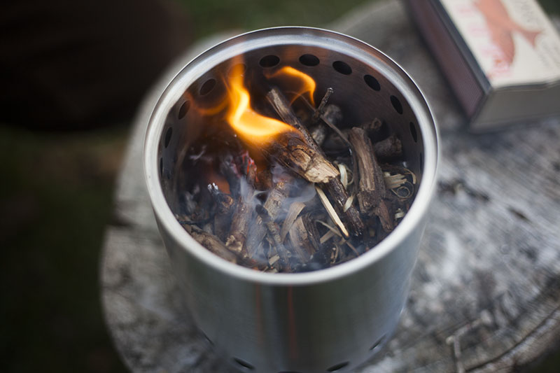 prepper blog survivalist gear review solo stove titan camping outdoors