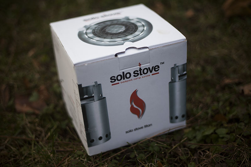 survival camping outdoors wilderness solo stove review