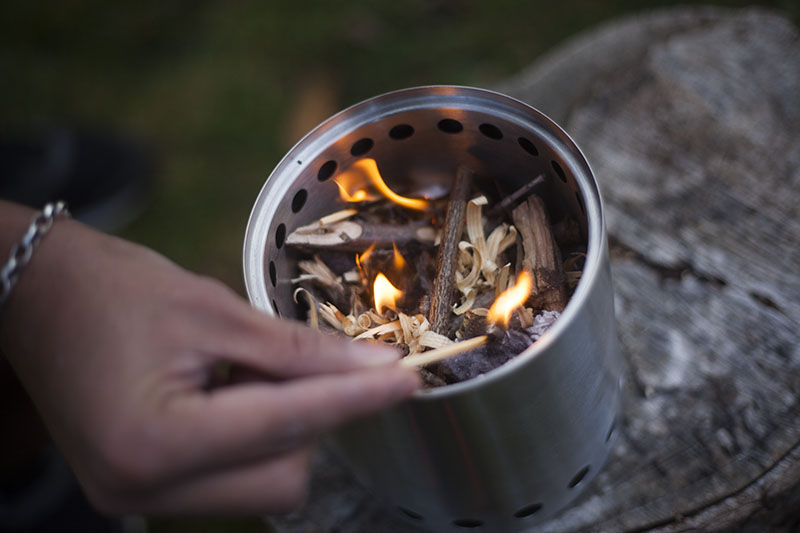 survivalist gear blog solo stove review preppers campers wilderness survival