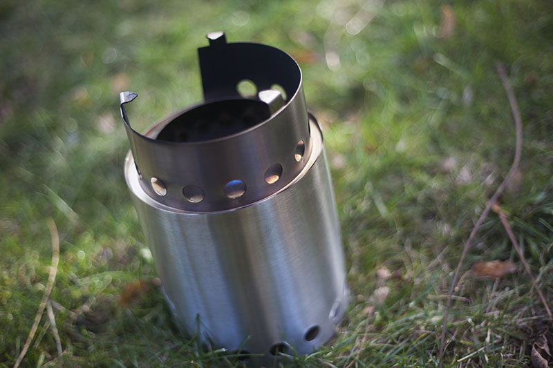 camping solo stove titan wood burning stove review outdoors prepping
