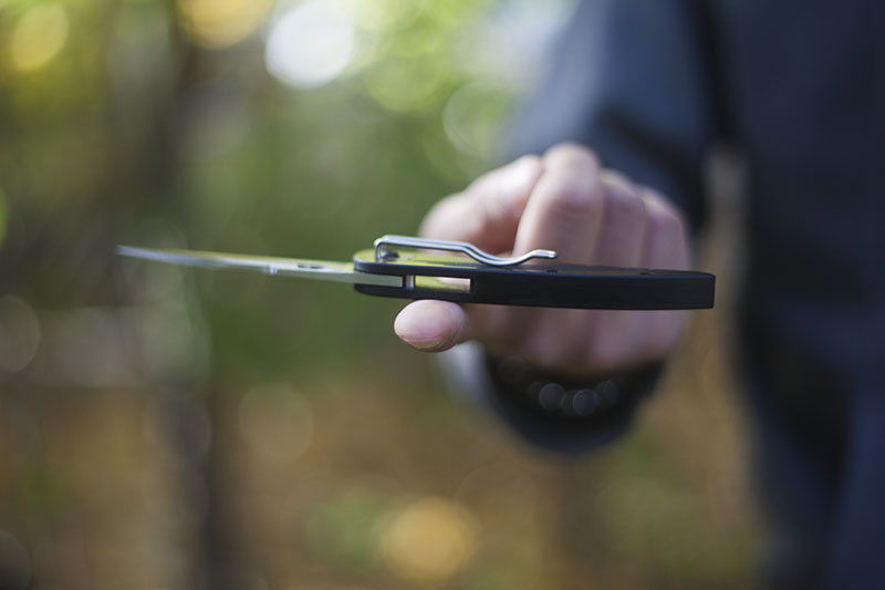 spyderco des horn knife review folding edc pocket gear