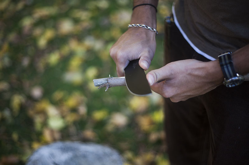 cold steel bushman review outdoor gear survival knife